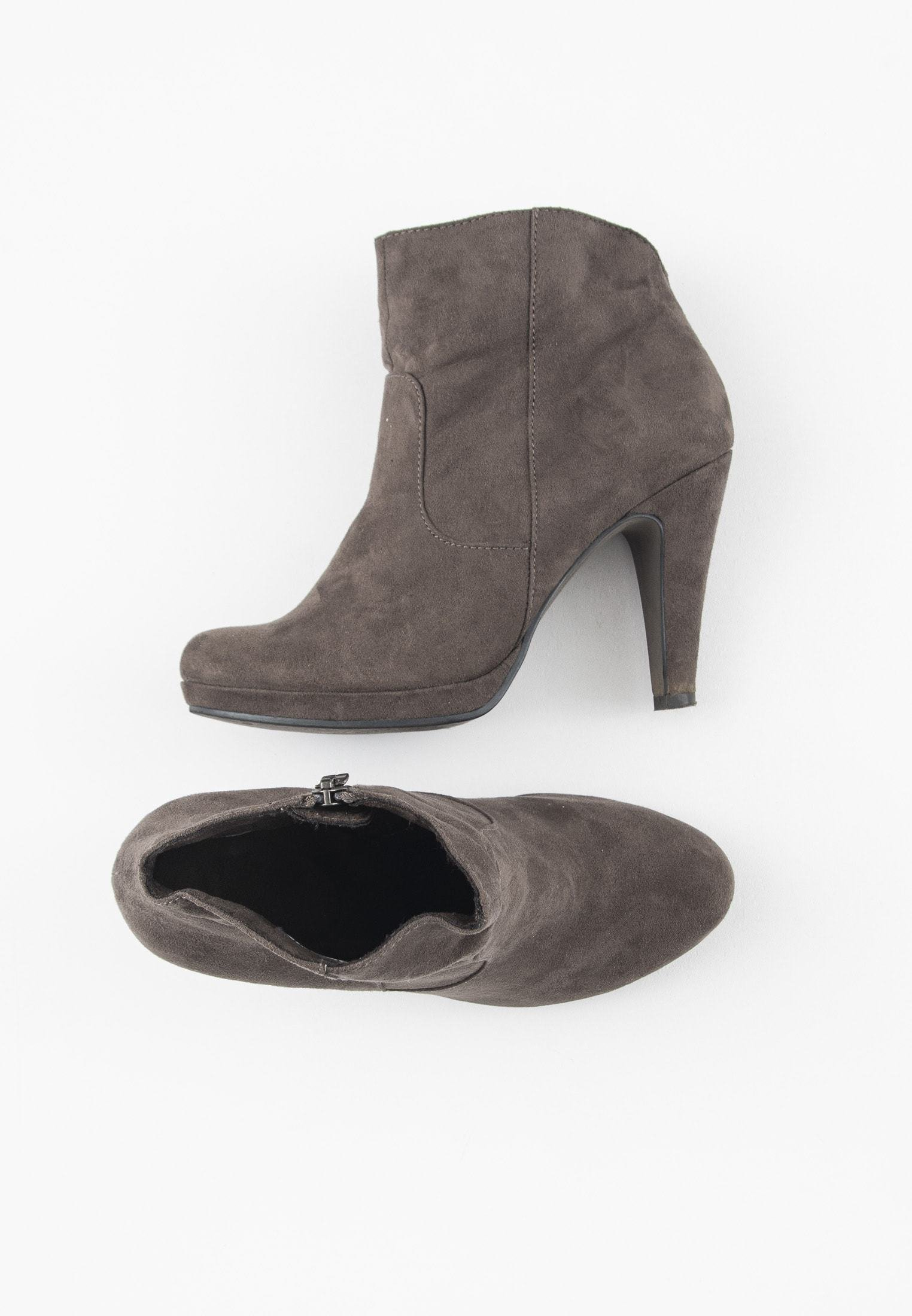 Korte laarzen brown