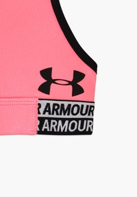 Under Armour - HEATGEAR - Sports bra - pink craze/black - 3