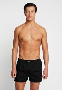 Calvin Klein Underwear - 3 PACK - Boxer shorts - black - 2