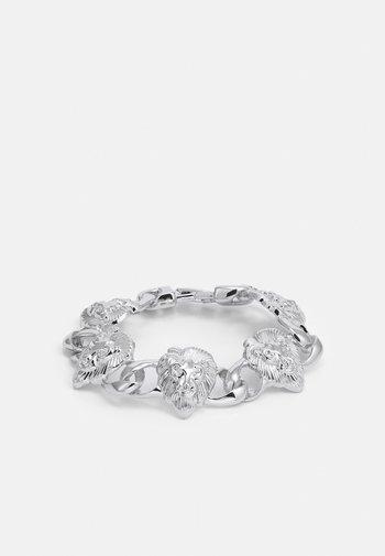 LION BRACELET UNISEX - Bracciale - silver-coloured