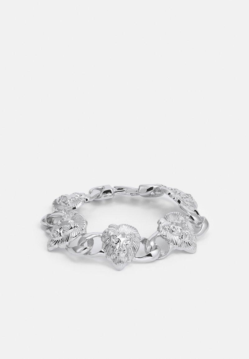 Urban Classics - LION BRACELET UNISEX - Bracelet - silver-coloured