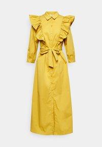 Object Tall - OBJKAMALI DRESS - Maxi dress - bamboo - 0
