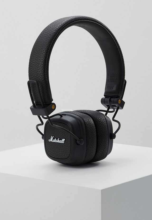 MAJOR III - Casque - black
