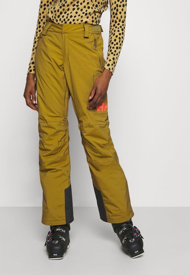 SWITCH INSULATED PANT - Pantaloni da neve - uniform green