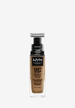 CAN'T STOP WON'T STOP FOUNDATION - Foundation - 14 golden honey