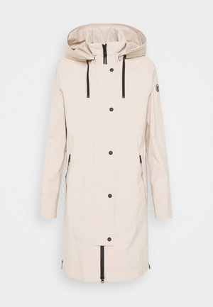 RAINWEAR - Waterproof jacket - sand