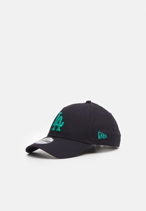 COLOUR ESSENTIAL FORTY - Cap - navy/ultra cyan