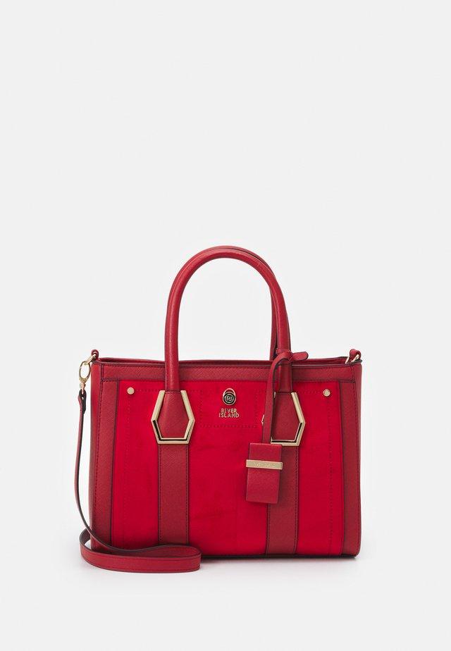 Handväska - red