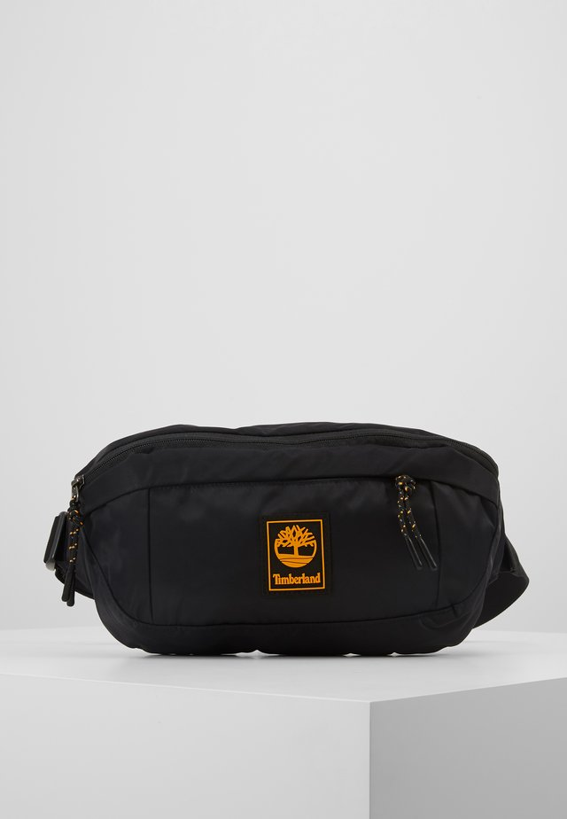 WAIST BAG - Gürteltasche - black