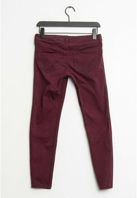 Hollister Co. - Slim fit jeans - red - 1