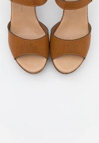 Tata Italia - Sandales à talons hauts - brown - 5