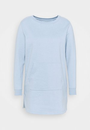 TUNIC - Sweatshirt - dusted blue