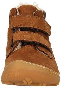 Pepino - Baby shoes - curry/schoko - 5
