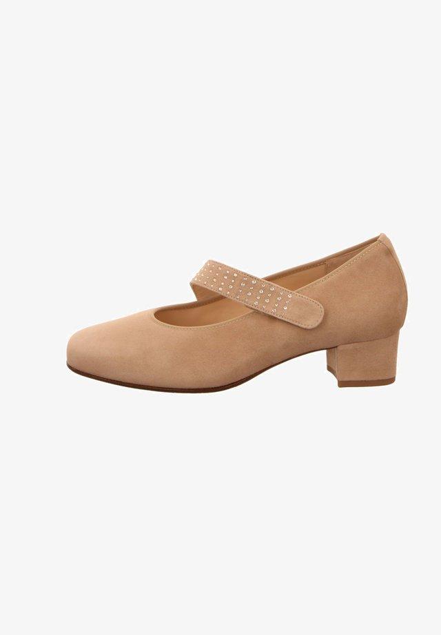 Classic heels - sahara