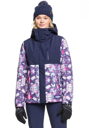 ERJTJ - Snowboard jacket - purple