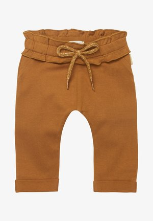 SHAKOPEE - Tracksuit bottoms - cathay spice