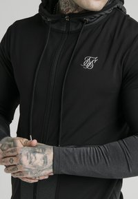 SIKSILK - Zip-up hoodie - black - 4