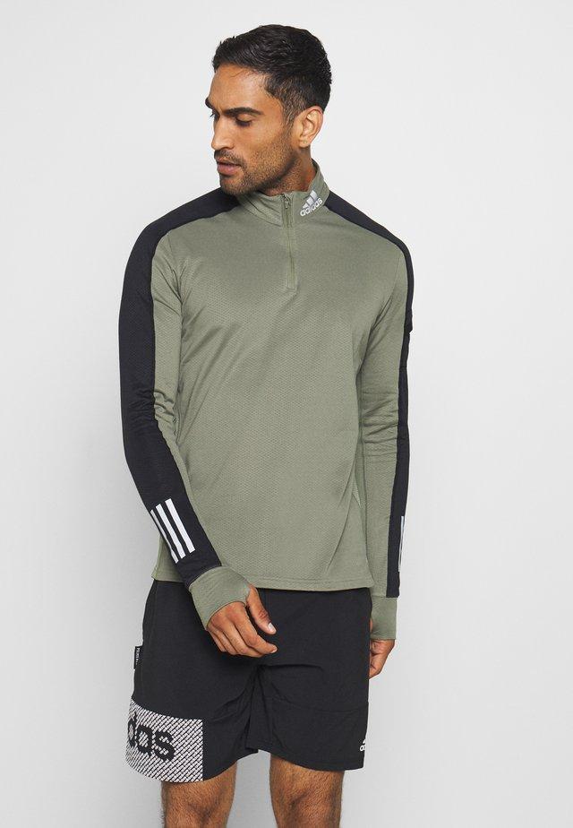 RESPONSE SPORTS RUNNING - Sports shirt - green