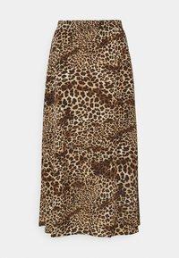 b.young - BXJANI SKIRT - A-line skirt - brown - 0