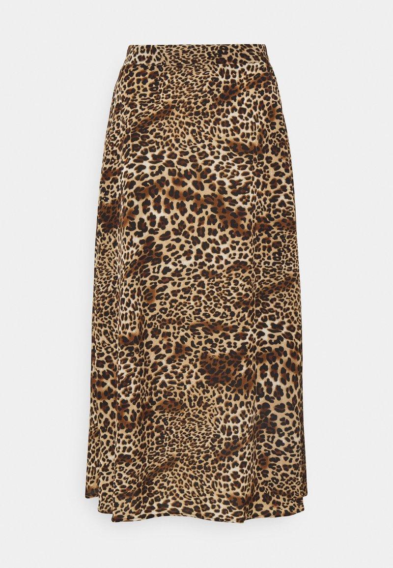 b.young - BXJANI SKIRT - A-line skirt - brown