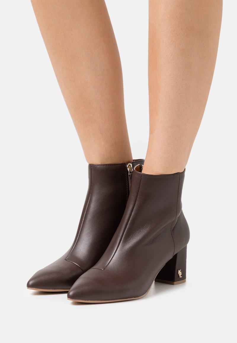 Kurt Geiger London - BURLINGTON BOOT - Classic ankle boots - brown
