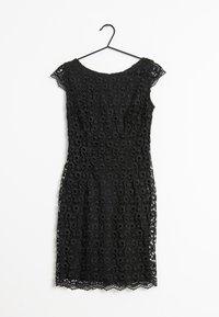s.Oliver - Korte jurk - black - 0