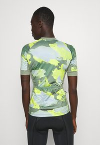 Craft - ENDUR GRAPHIC  - Cycling Jersey - forest/sulfur - 2
