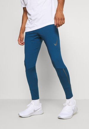 SWIFT PANT - Tracksuit bottoms - valerian blue/black