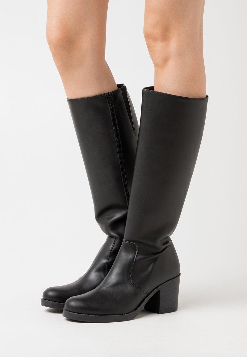 NAE Vegan Shoes - ANDREA  - Saappaat - black