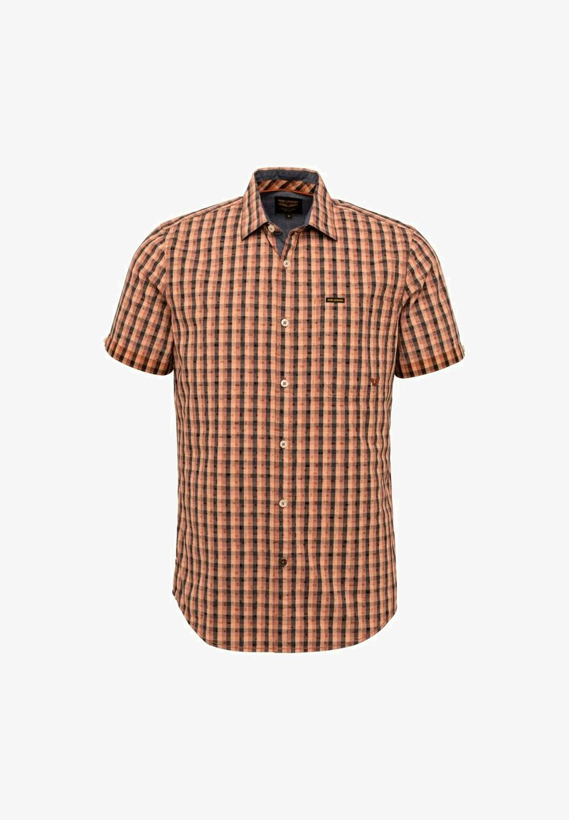 PME Legend - Shirt - etruscan red