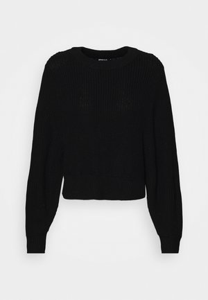 KAIJA - Jumper - black