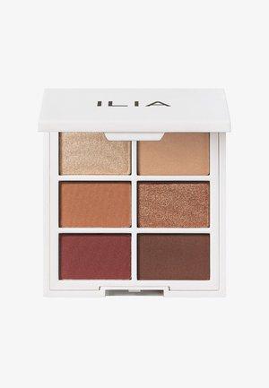 THE NECESSARY EYESHADOW PALETTE - Eyeshadow palette - warm nude