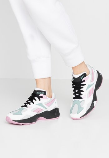 AZTREK 96 - Zapatillas - white/jasmine pink/green slate