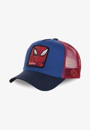 GORRA - Cap - azul/rojo