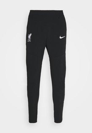 Nike Performance Liverpool Fc Pant Club Wear Black Red Zalando Co Uk