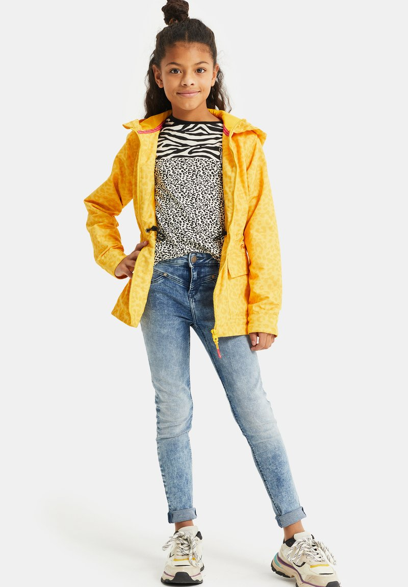 WE Fashion - Parka - yellow