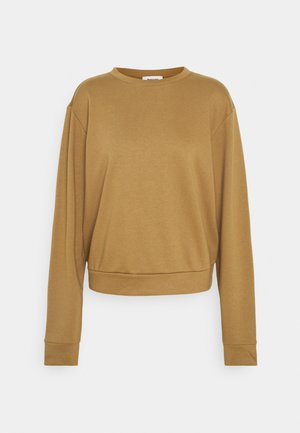 HOLLY - Sweatshirt - dark fennel