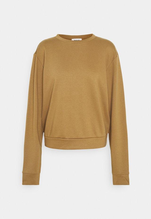 HOLLY - Sweatshirts - dark fennel