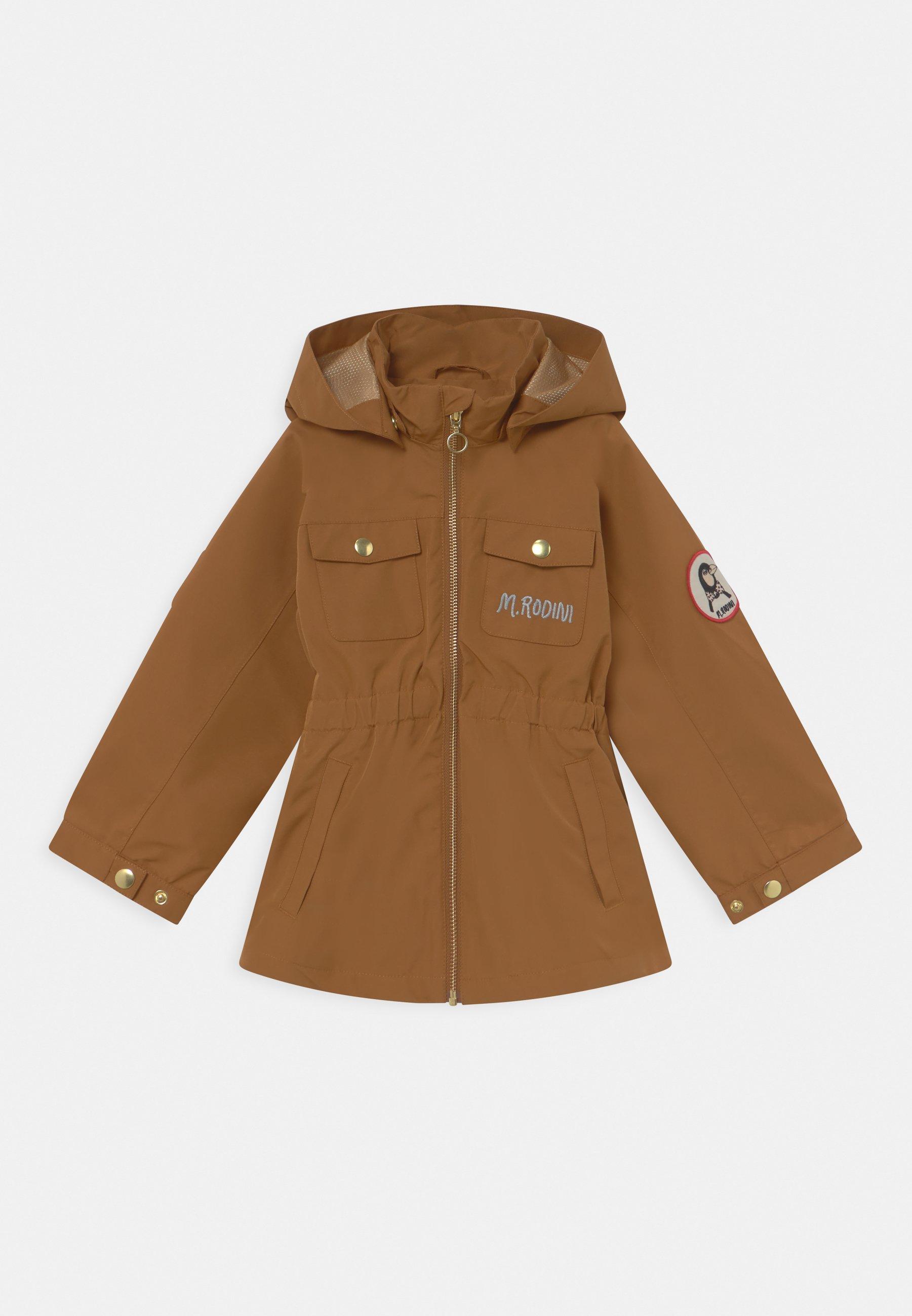 Kinder UNISEX - Regenjacke / wasserabweisende Jacke
