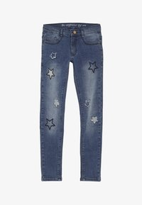 Staccato - TEENAGER - Jeans Skinny Fit - mid blue denim - 2