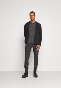 Zign - Polo shirt - dark grey - 1