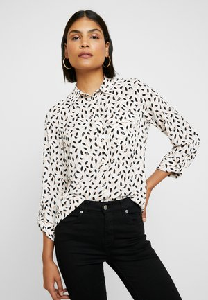 BSTROKE - Blouse - ivory