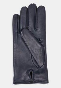 Emporio Armani - Gloves - blu notte - 2