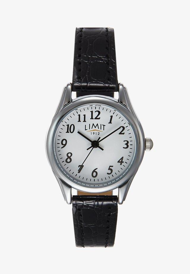 LADIES WATCH - Horloge - black