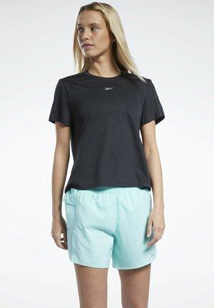 RUNNING SPEEDWICK - Basic T-shirt - black