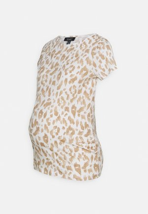 PRINTED - Camiseta estampada - cream pattern
