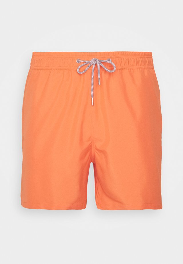 EXCLUSIVE SWIM - Shorts da mare - orange