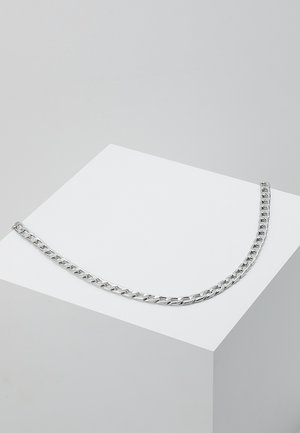 CLEAN FLAT CHAIN - Halsband - silver-coloured