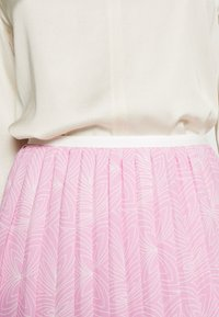 See by Chloé - A-line skirt - pink/white - 5