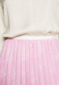See by Chloé - Jupe trapèze - pink/white - 5